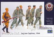3517 MasterBox 1/35 Немецкие пленники, 1944
