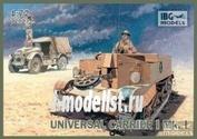 72023 IBG models 1/72 Universal Carrier I Mk.I