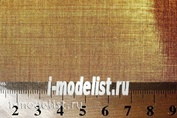 AH0051 Aurora Hobby Сетка латунная плетеная, ячейка 0,25 мм 10х20 см