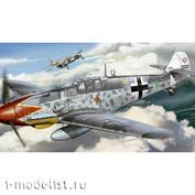 82113 Eduard 1/48 Самолёт Bf 109G-6 ранний вариант