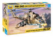 4812 Zvezda 1/48 Soviet Mi-24P Attack Helicopter