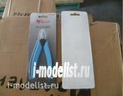 HT1010503 Мир Моделей Кусачки для пластика диагональные