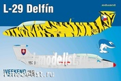 8464 Eduard 1/48 L-29 Delfín