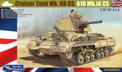 35GM0001 Gecko Models 1/35 Cruiser tank A10 Mk 1A CS