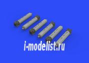672129 Eduard 1/72 Дополнение для CBU-105