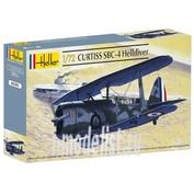 80285 Heller 1/72 Самолет Curtiss 4 Helldiver