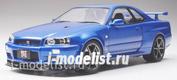 24258 Tamiya 1/24 Nissan Skyline GT-R V spec II