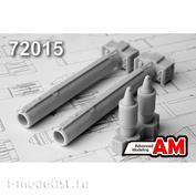 AMC72015 Advanced Modeling 1/72 НАР С-25-ОФМ с пусковым устройством О-25Л