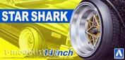 05258 Aoshima 1/24 STAR SHARK 14inch