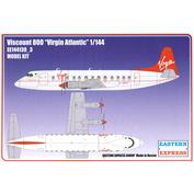 144139-3 Восточный экспресс 1/144 Самолёт Viscount 800 Virgin
