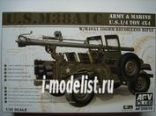 AF35S19 AFVClub 1/35 M38AIC 1/4T 106mm Rec Rifle