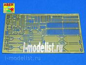 35 005 Aber 1/35 Фототравление для Ferdinand Tiger (P) - VK- 4501