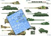 35051 ColibriDecals 1/35 Декаль Battle for Berlin 45 - Часть II
