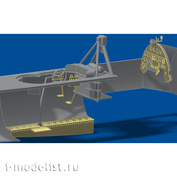 MD4802 Metallic Details 1/48 Комплект детализации для самолета модели Cu-2