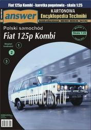 A12 Answer 1/25 Fiat 125 Kombi