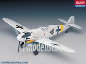 12454 Academy 1/72 Messerschmitt Bf-109 G14