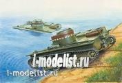 35002 Восточный экспресс 1/35 Плавающий танк Т-38