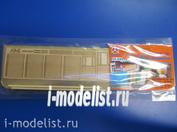 22-483 I-1/43 SCALE,48 Gate, 2 PCs + gate + fence sharp (4 link with 16 fences) + columns 21 cm + bolt 8 PCs