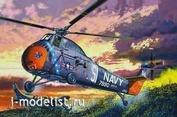 02882 Я-моделист клей жидкий плюс подарок Trumpeter 1/48 American H-34 Helicopter – Navy Rescue - re-edition