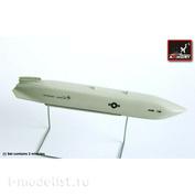 ACA7302 1/72 AGM-158 JASSM Управляемая ракета класса