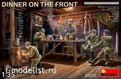 35325 MiniArt 1/35 Dinner at the front