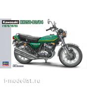 21508 Hasegawa 1/12 Мотоцикл Kawasaki KH250-B3/B4 (1978/1979)