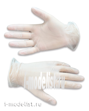 40904 ZIPmaket Перчатки одноразовые, 3 пары, размер XL