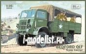 35016 IBG 1/35 Bedford QLT Troop Carrier