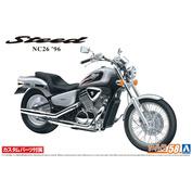 06268 Aoshima 1/12 Honda NC26 Steed VSE '96