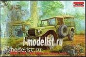 806 Roden 1/35 Dodge M-37 3/4 ton 4x4 Cargo Truck