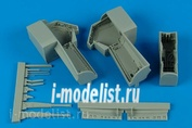 4545 Aires 1/48 Set of additions A-6 Intruder wheel bay