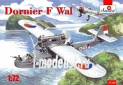 72339 Amodel 1/72 Самолёт DO J Wal Holland