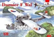 72339 Amodel 1/72 Самолёт DO J Wal Holland