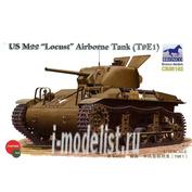 """CB35162 Bronco 1/35 US M22 """"Locust"""" Airborne Tank (T9E1)"""