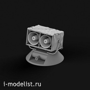 im35022 Imodelist 1/35 Sound broadcasting station ZS-99 based on BRDM-2 (Zvezda)