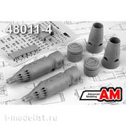 AMC48011-4 Advanced Modeling 1/48 УБ-32А-73 блок НАР