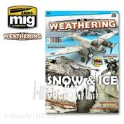 AMIG4506 Ammo Mig TWM Issue 7. SNOW & ICE English