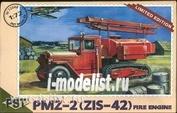 72048 Pst 1/72 Автомобиль Пмз-2 (З&С-42)