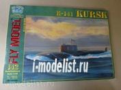 FL142 FLY Model 1/100 Kursk k-141