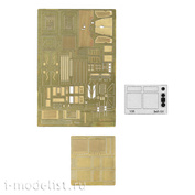 035219 Microdesign 1/35 photo Etching for Z. I. L-131 from ICM