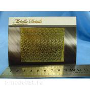 MD3515 Metallic Details 1/35 Фототравление Листья папоротника