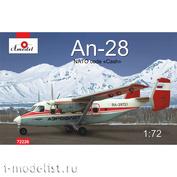 72226 Amodel 1/72 Antonov an-28