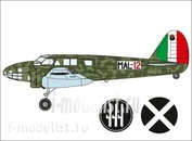 A106 Azur 1/72 Самолет Caproni Ca.310 Italian&Spanish