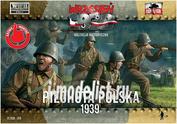 FTF019 First to Fight 1/72 Польская пехота 1939 г.
