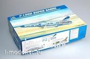 02232 Я-Моделист клей жидкий плюс подарок Trumpeter 1/32 F-100D Super Sabre