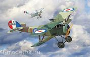 061 Roden 1/72 Самолёт Nieuport 27 c1