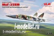 48905 ICM 1/48 МuГ-25 БМ, Советский противорадарный самолет