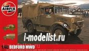 3313 Airfix 1/48 Bedford MWD Light Truck
