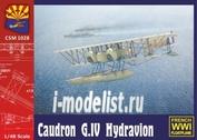 CSM1028 Copper State Models 1/48 Caudron G.IV Hydravion