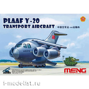 mPLANE-009 Meng Самолёт PLAAF Y-20 Transport aircraft